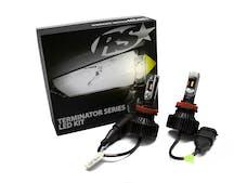 Race Sport Lighting 9004TLED Terminator Series 9004 Fan-Less Led Conversion Headlight Kit