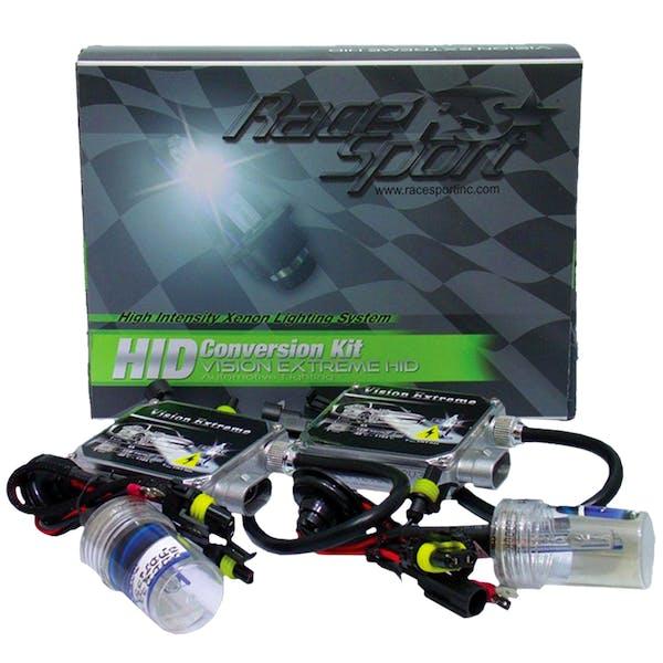 Race Sport Lighting 5202-10K-VE 35 Watt Vision Extreme HID Kit