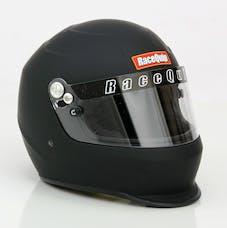 Racequip 2239993 SFI 24.1 PRO Full-Face Youth Racing Helmet (Flat Black)