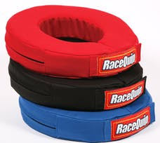 Racequip 333003 Non SFI 360 Degree Helmet Support Collar (Black)