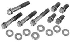 RPC (Racing Power Company) R0942 Long water pump bolt kit stainless steel