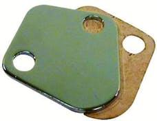 RPC (Racing Power Company) R2058 Bbc fuel pump block-off plate ea