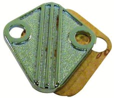 RPC (Racing Power Company) R2058X Bbc fuel pump block-off plate ea
