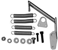RPC (Racing Power Company) R2083 Holley carb throttle return kit