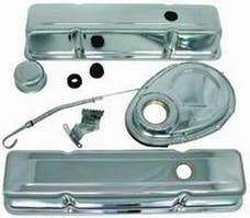 RPC (Racing Power Company) R3024 Sb chevy 58-86 dress-up kit tall v/c