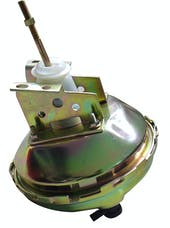 "RPC (Racing Power Company) R3707 9"" chevy single brake booster zinc ea"
