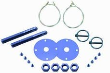 RPC (Racing Power Company) R4095 Flip-over hood set with lanyard kit