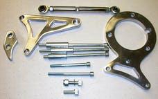 RPC (Racing Power Company) R4306 Pol alum alternator & power steering bracket kit