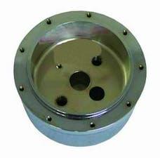 RPC (Racing Power Company) R5602C Chrome alum gm 67-94 steer adptr ea