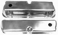 RPC (Racing Power Company) R6171 Sb ford aluminum valve covers plain with hole