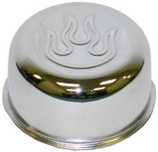 RPC (Racing Power Company) R8870 Chrm flame push-in breather cap