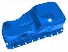 RPC (Racing Power Company) R9078P Blue 1965-87 ford 260-302 oil pan