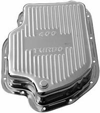 RPC (Racing Power Company) R9197 Deep turbo 400 trans pan-finned ea
