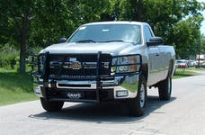 Ranch Hand GGC081BL1 LEGEND GRILLE GUARD