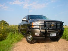 Ranch Hand GGC08HBL1 LEGEND GRILLE GUARD