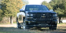 Ranch Hand GGC16HBL1 LEGEND GRILLE GUARD