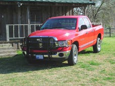 Ranch Hand GGD02HBL1 Legend Series Grille Guard