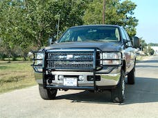 Ranch Hand GGF051BL1 LEGEND GRILLE GUARD