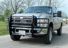 Ranch Hand GGF081BL1 LEGEND GRILLE GUARD