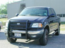 Ranch Hand GGF994BL1 LEGEND GRILLE GUARD