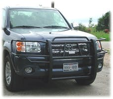 Ranch Hand GGT01HBL1 LEGEND GRILLE GUARD