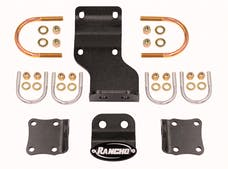 Rancho RS64102 Dual Stabilizer Bracket