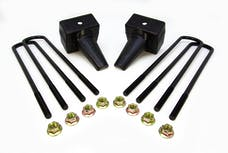 ReadyLift 66-2025 5in. REAR LIFT BLOCKS WITH BUMP STOP LANDING FOR DUAL REAR WHEEL VEHICLES