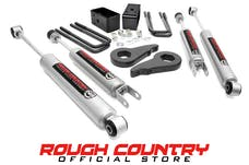 Rough Country 28330 1.5-2-inch Suspension Leveling Lift Kit