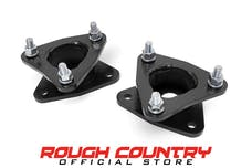 Rough Country 397 2.5-inch Suspension Leveling Kit
