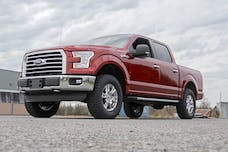 Rough Country 52201 2in Ford Leveling Lift Kit (09-18 F-150)