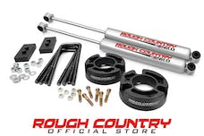 Rough Country 570P 2.5-inch Suspension Leveling Lift Kit