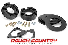 Rough Country 585 2.5-inch Suspension Leveling Lift Kit