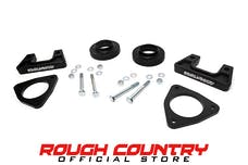 Rough Country 207 2.5-inch Suspension Leveling Lift Kit