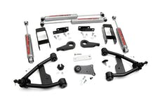 Rough Country 242N2 2.5-inch Suspension Leveling Lift Kit
