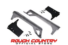 Rough Country 70502 50-inch LED Light Bar Upper Windshield Mounting Brackets