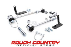 Rough Country 1029 Front Sway Bar Quick Disconnects for 2.5-inch Lifts