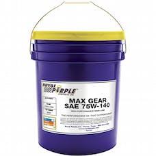 Royal Purple 05301 75W-140 Max Gear Oil 5 Gal. Pail
