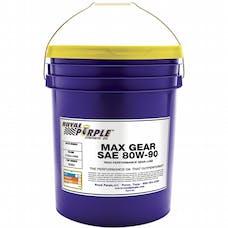 Royal Purple 05302 80W-90 Max Gear Oil 5 Gal. Pail