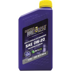 Royal Purple 71020 Mexican SAE 0W20 Motor Oil