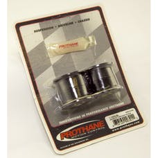 Rugged Ridge 1-1202BL Track Bar Bushings, Black, Front/Rear