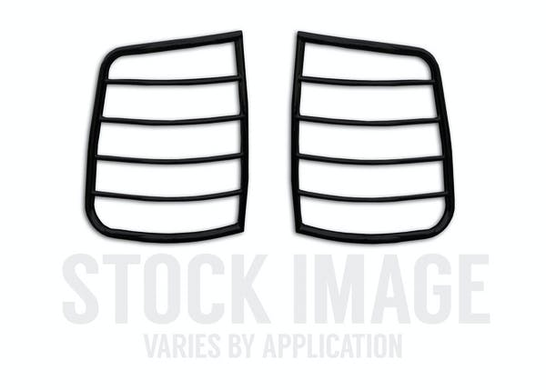 Steelcraft 32020 Taillight Guards Black