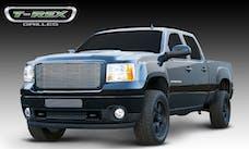 T-Rex Grilles 21209 Billet Grille, Polished, Aluminum, 1 Pc, Overlay/Insert