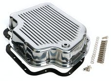 Trans Dapt Performance 8897 TH400 Aluminum Transmission Pan -Stock Depth