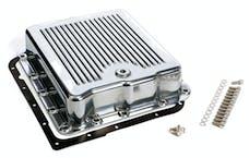 Trans Dapt Performance 8898 700R4, 4L60E, 4L65E Aluminum Transmission Pan -Stock Depth