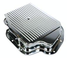 Trans Dapt Performance 8922 GM Turbo 400 SLAM-GUARD Transmission Pan (Stock Capacity)-CHROME