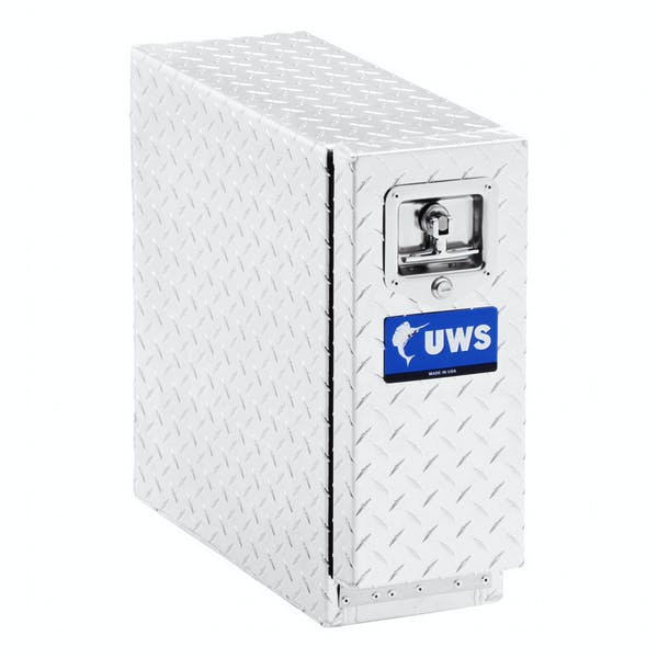 """UWS DS-18 18"""" Aluminum Drawer Slide"""