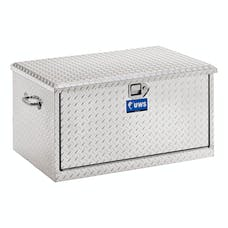 """UWS TBC-38-DS 38"""" Aluminum Chest with 2 Drawer Slides"""