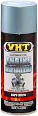 VHT SP403 Titanium Silver Blue Engine Metallic™ Coating  High Temp