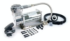 VIAIR 38033 380C Chrome Compressor Kit