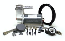 VIAIR 45058 450C IG Series Compressor Kit 24V  CE  Intercooler Head  100% Duty  Sealed